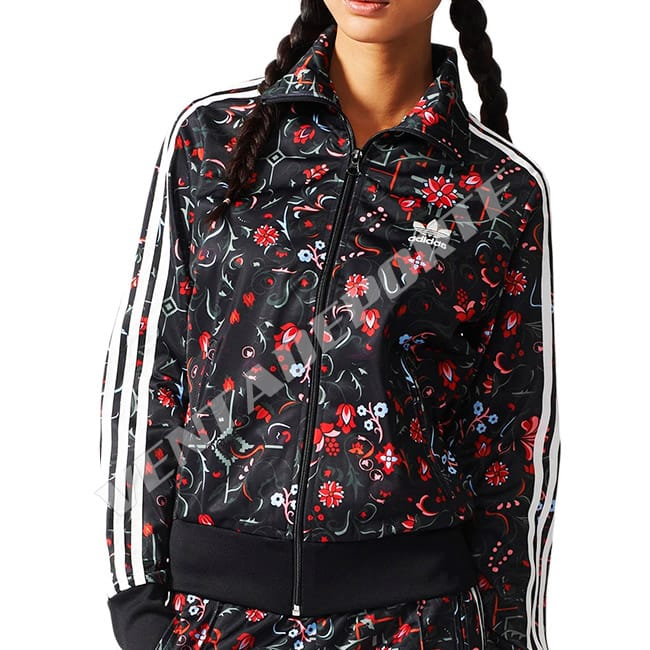 oxígeno Sucio Regreso  chaqueta adidas mujer flores - 57% descuento - gigarobot.net