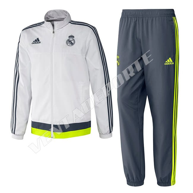 Referencia   P.V.P. 120.00 €. 38051. Chandal Real Madrid 2015 16 f2a2565d7ee41