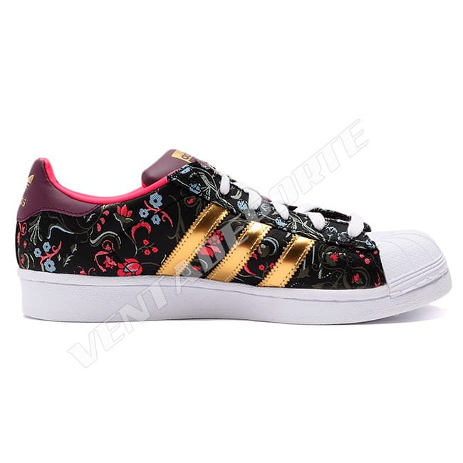 adidas mujer flores