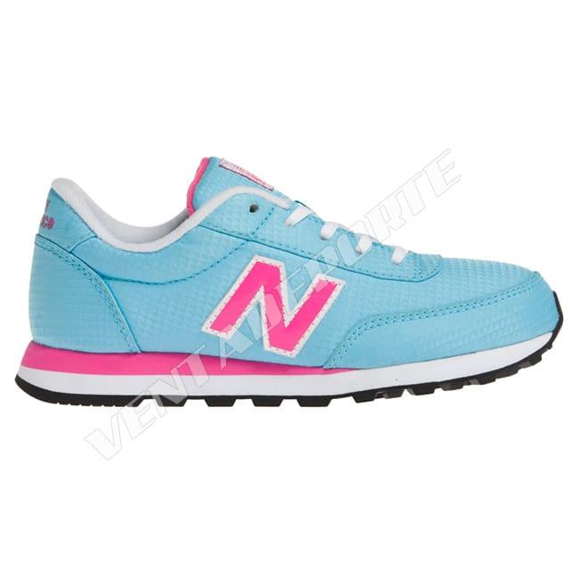 new balance 501 mujer azul